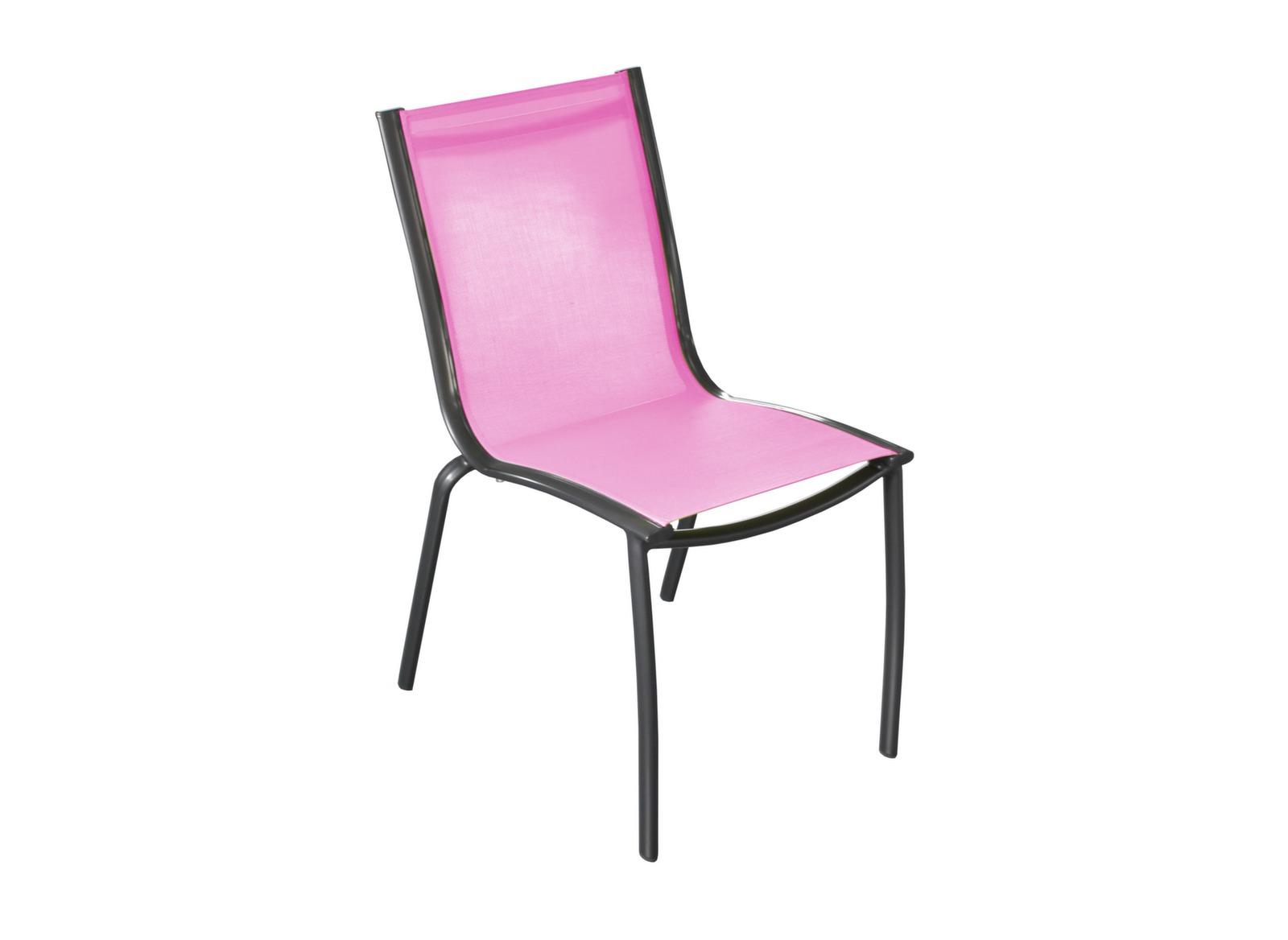 Chaise empilable Linéa