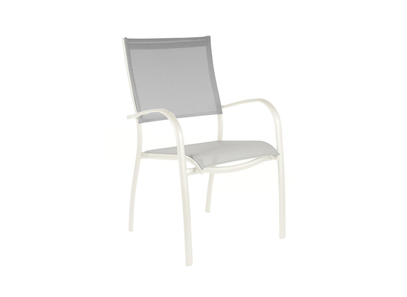 Fauteuil monobloc elegance blanc s souris soldes meubles for Mobilier soldes