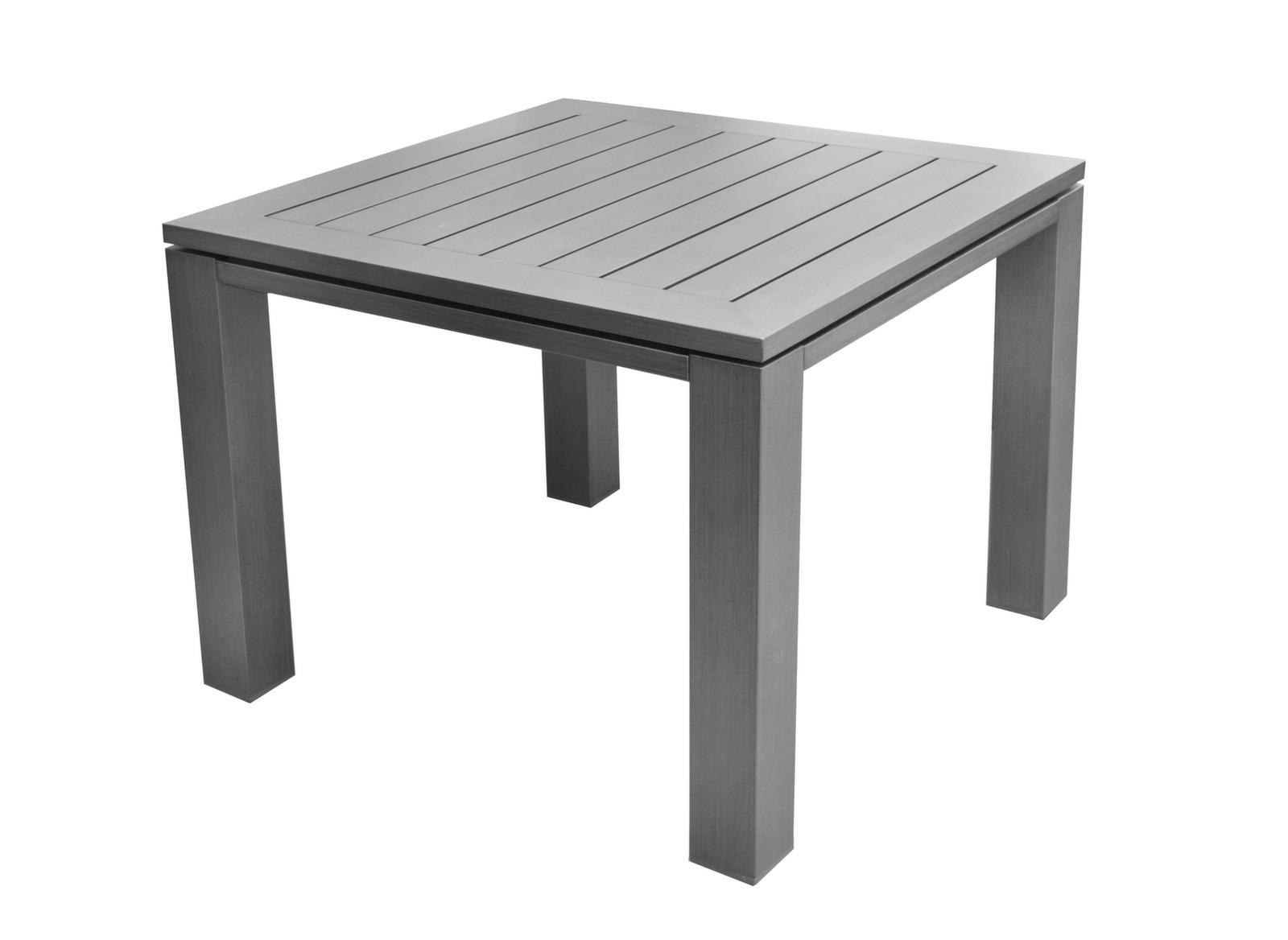Table Latino carrée 80 cm