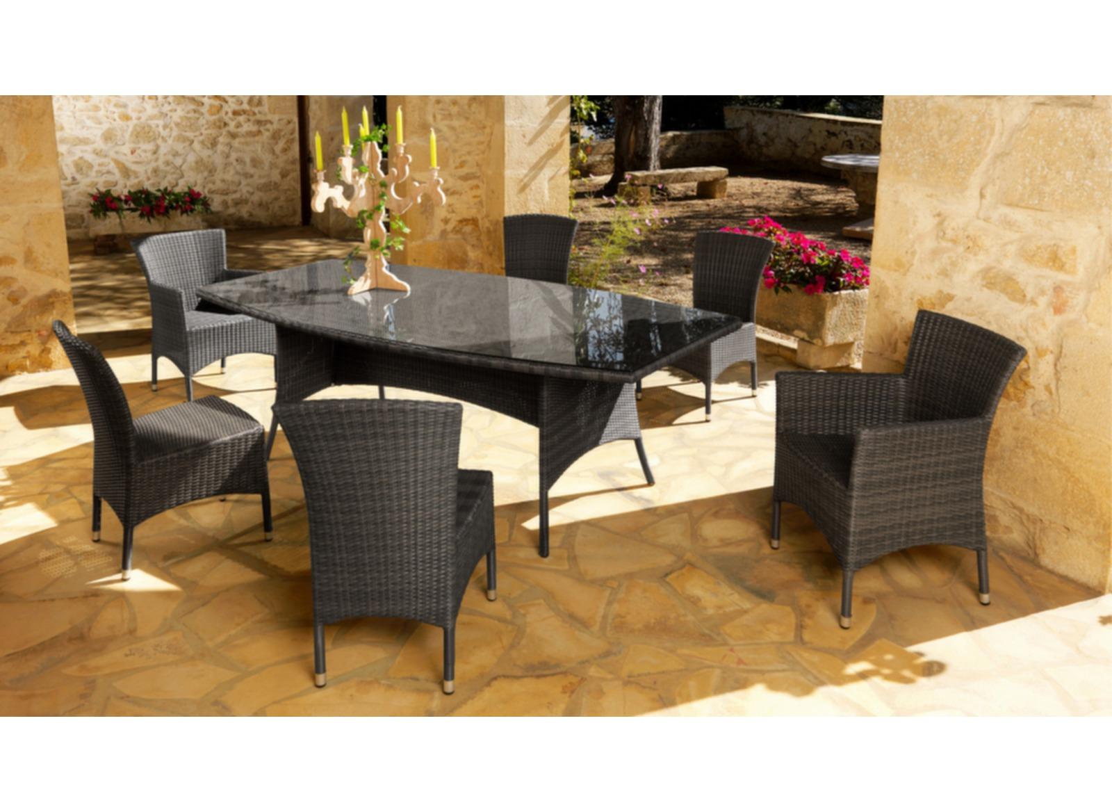 Fauteuil lagon ice chaises de salon de jardin for Salon du mobilier de jardin
