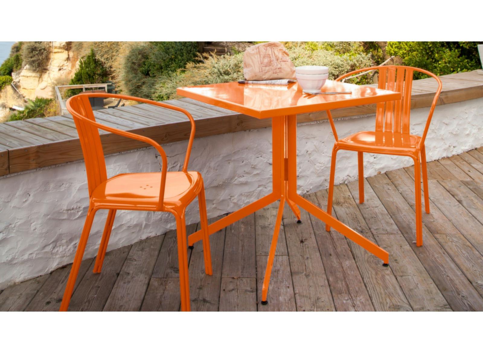 gu ridon urban 70 cm gu ridons petites tables de jardin mobilier de jardin proloisirs. Black Bedroom Furniture Sets. Home Design Ideas