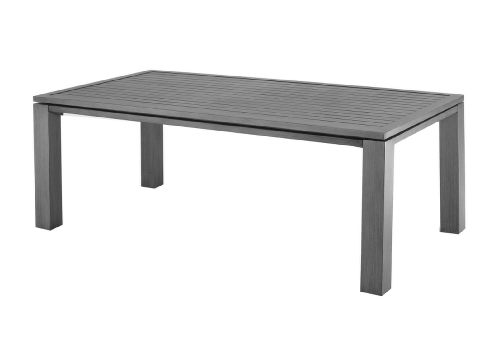 Table Fiero 240 cm + 8 chaises Antibes