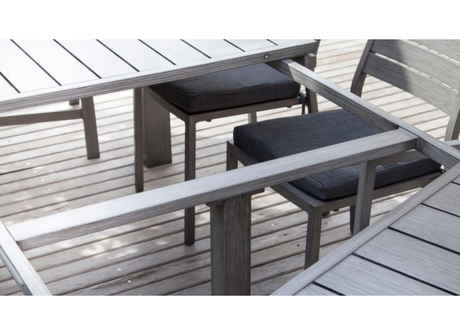 Salon de jardin avec grande table - Promotion - Proloisirs