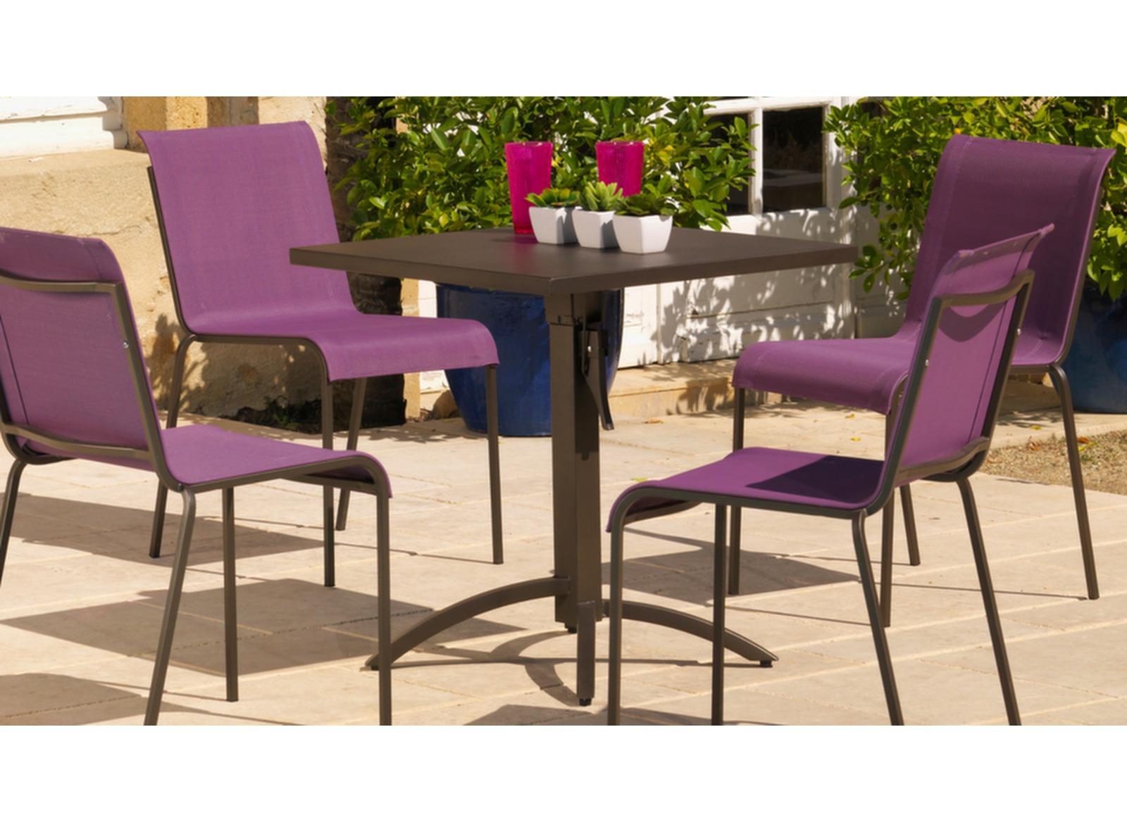promotion gu ridon de jardin bas new orleans oc o. Black Bedroom Furniture Sets. Home Design Ideas