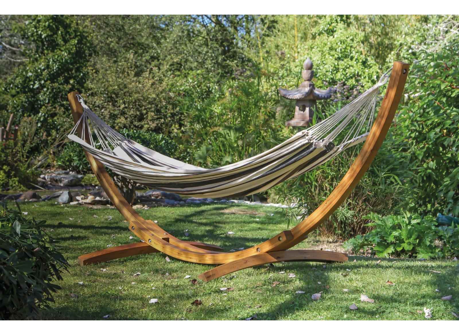 toile hamac hortensia hamac mobilier de jardin en ligne meubles de jardin design proloisirs. Black Bedroom Furniture Sets. Home Design Ideas