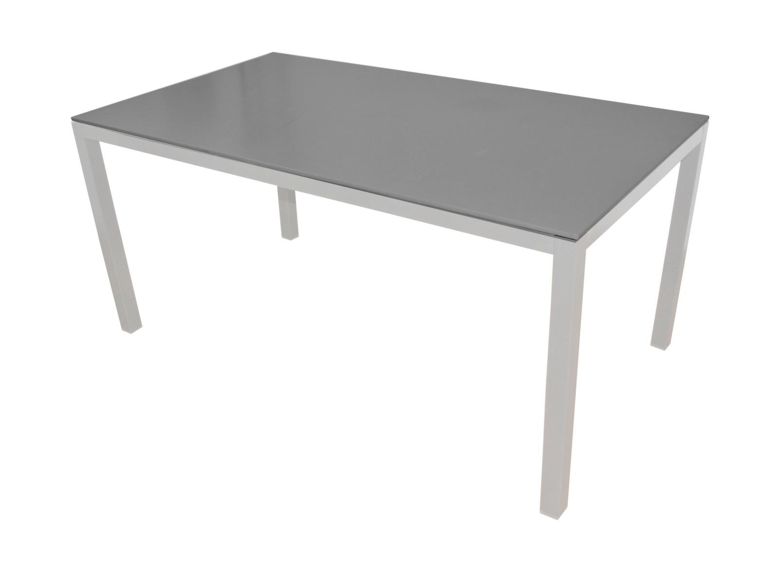 table de jardin cr ation 200x100cm 6 chaises promo proloisirs. Black Bedroom Furniture Sets. Home Design Ideas