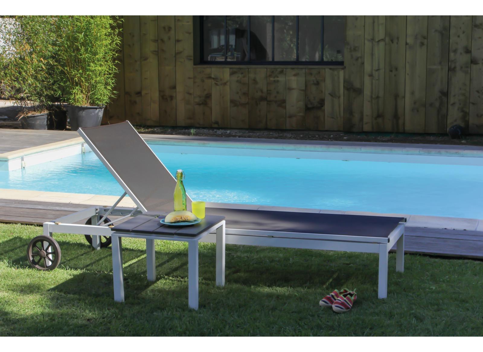Best Salon De Jardin En Toile De Textilene Photos - Nettizen.us ...