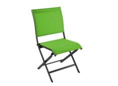 Chaise pliante Elégance (finition epoxy)