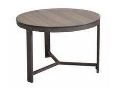 Table basse Augusta Ø 60 cm, plateau Trespa®