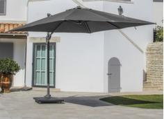 Parasol déporté 3 x 4 m Elios