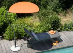 ombrelle de jardin
