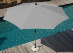 Parasol droit Ø 300 cm