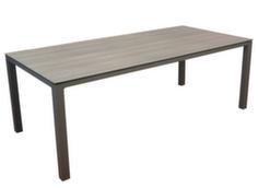 Table Stoneo 210 cm plateau Trespa®