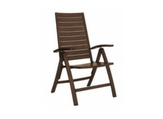 Fauteuil Latino multi-positions (finition brush)