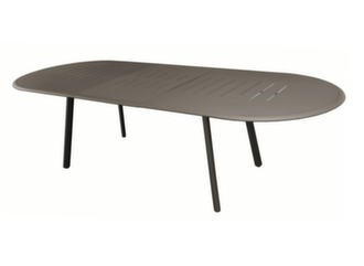 Table Brasa 220/280 cm