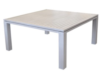 Table carrée Fiero 160 cm