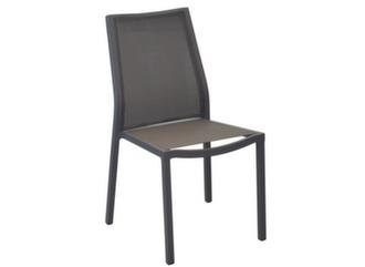 Chaise Ida Taupe/taupe
