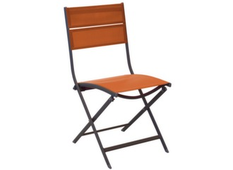 Lot de 6 chaises pliantes Win