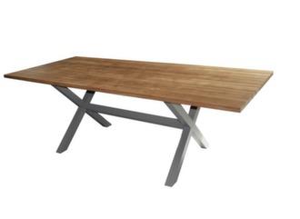 Table Crossway teck 220 cm