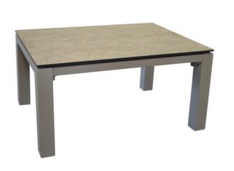 Table basse Stoneo 80 x 60 cm, plateau Trespa®