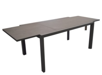 Table Juan 160/240 cm, plateau Trespa®