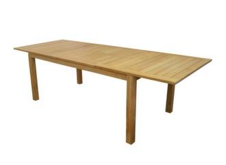 Table Madagascar 180/260 cm