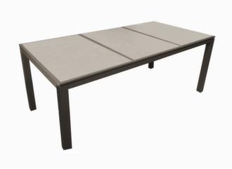 Table Romane 188 cm, plateau céramique