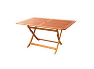 Table rectangulaire Sophie 110 cm