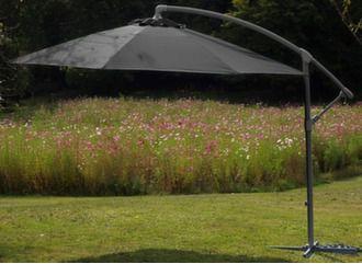 Parasol déporté Eco Ø 300 cm