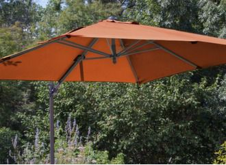 Toile pour parasol déporté 3 x 3 m
