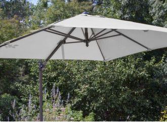 Toile pour parasol déporté Roma 3x3 m
