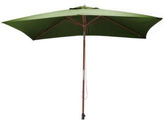 Parasol bois 3 x 2 m