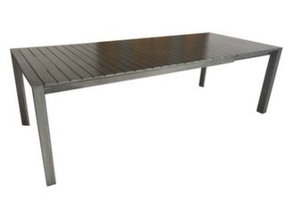 Table Milan 230/305 cm (finition Brush)