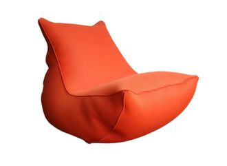 Lounge Big Bag orange