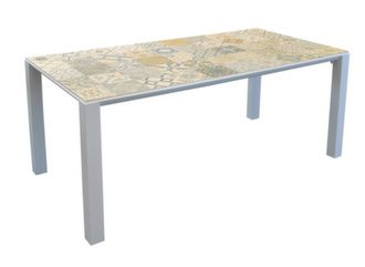 Table Diamant 200 cm, Plateau Céramique