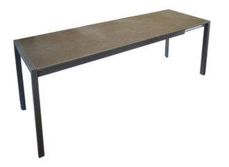 Table Milo 250/310 cm, plateau Trespa®