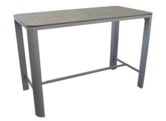 Table haute Eole 150 cm, Plateau Trespa®