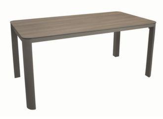 Table Eole 180 cm, plateau Trespa® cédar