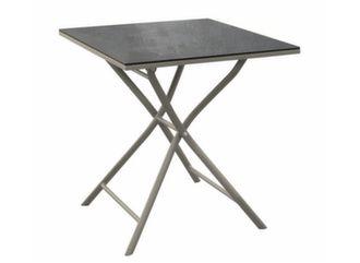 Table Azuro 70x70 cm, Plateau Arpa