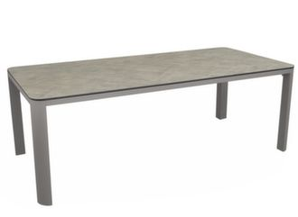 Table Eole 210 cm, plateau Trespa®