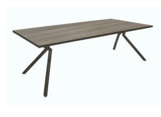 Table Loane 210 cm, plateau Trespa® (finition époxy)
