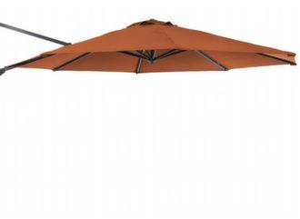 Toile pour parasol déporté, ronde Ø 3,5 m