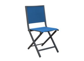 Lot de 6 chaises pliantes Ida