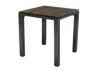 Tables de jardin, table de jardin extensible en aluminium ...