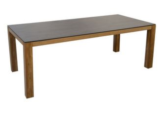 Table rectangulaire Asola 210 x 100 cm