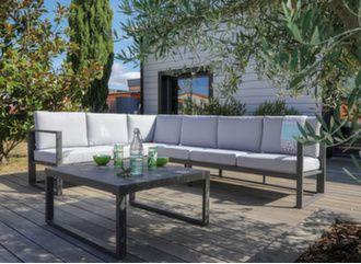Salons bas de jardin - Mobilier de jardin détente - Proloisirs