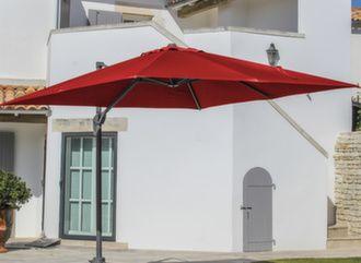 Parasol déporté Elios 3 x 4 m