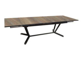 Table Vita 180/230/280 cm, plateau Arpa