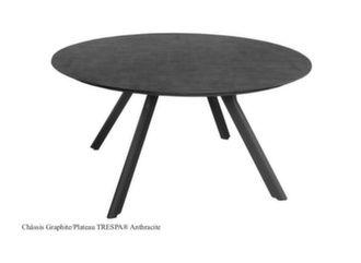 Ma table Seven ø 150 cm, plateau Trespa®