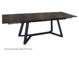 Ma table Agira 180/230/280 cm, plateau Dekton®